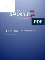 TEd Documentation