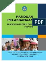 Panduan Ppg Fkip Uns1