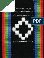 Buen Vivir Mapuche Kvme Felen