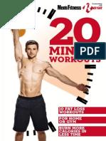Men S Fitness 12 Week Body Plan Mens Health By Nick Mitchell Pdf