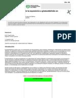 Ntp_506 - Prevención Exposición a Glutaraldehído en Hospitales