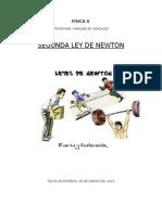 Experimento de la Segunda Ley de Newton