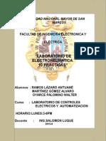Trabajo de Laboratorio de Electroneumatica-10 Practicas ,Modificado