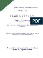 Colonna Traité Du Sel des Philosophes
