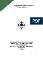 Pedoman Proposal TA2014_rev
