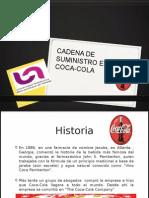 Cadena de Suministro en Coca-cola