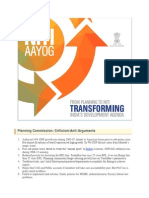 Niti Aayog New Version
