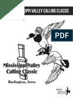 2015 Calling Classic Program