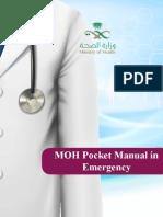MOH Pocket Manual in Emergency Medicine