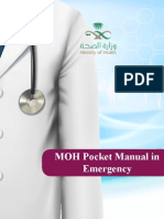 MOH Pocket Manual in Emergency Medicine