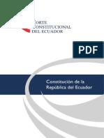 Constitución del Ecuador 2014