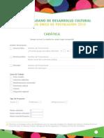 Fondo Ciudadano 2015 - Formulario Definitivo(1)