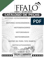 Catálogo Peças Bufallo
