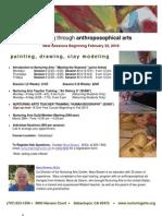 Nurturing Arts Course Release 2010