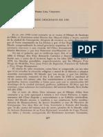 El Sinodo Diocesano de 1763