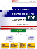 C. Control Interno Coso I II y III 14526