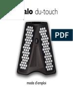 Mode d Emploi Dualo Du-Touch 1.21FR