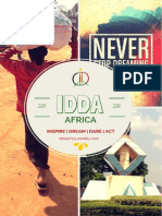 idda presentation - causeries 2015