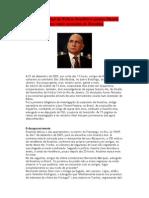 Relatório Final da Polícia Brasileira Aponta Duarte Lima Como Assassino de Rosalina