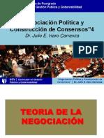 Negociación Politica y CC. 4
