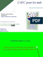 Methodologie L AFC Pour Les Nuls