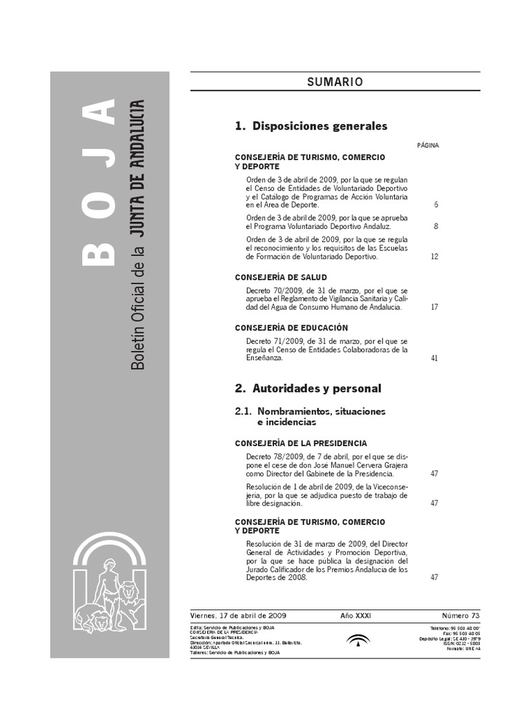 Volunta Deportivo Boja73