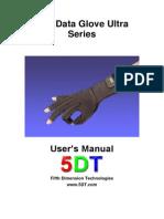 5DT Data Glove Ultra Manual v1.3