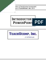 Power Pint _ MPPME-Intro