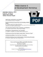 d5 spring pd day 2014 flyer