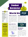 2008 February Student Newsletter