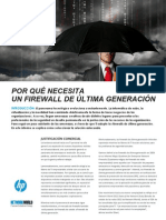 HP firewall