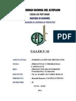 Taller 02-Ejercicios y Problemas