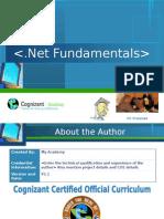 Dot Net Fundamentals