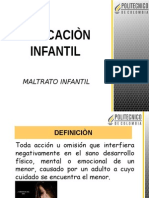 MALTRATO INFANTIL .ppt
