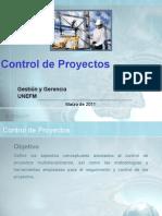 Entrega 4. Control de Proyectos 2010