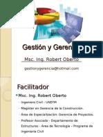 Entrega 0. Presentación Gestión y Gerencia 2013