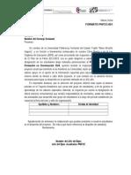 Formatos Del Proyecto Socio Integrador Pnf Civil
