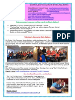 Music Matters Newsletter - March 2015