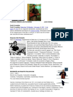 Biografía de Músicos Salvadoreños
