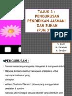 Pengurusan Pendidikan Jasmani Dan Sukan Group Presentation