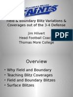 Field Boundary Blitz Variations Coverages Out of 34
