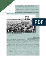 México Pasó a Ser Importador Agroalimentario Neto OCDE Datos Uenisimos Ojjjjo