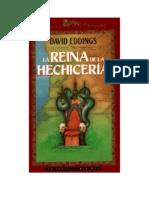 EDDINGS DAVID - Cronicas De Belgarath 2 - La Reina De La Hechiceria.DOC