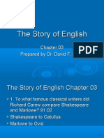 HEL-03 Study Questions for Mc Crum's Story of English Prepared by Dr.David F. Maas