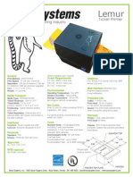 Boca Systems Lemur Data Sheet