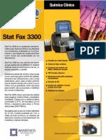 Awareness StatFax 3300