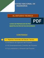 IV_Estudio_Tecnico_2012_I FORULACION PROYECTOS.ppt