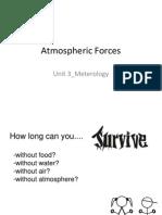1 atmosphere