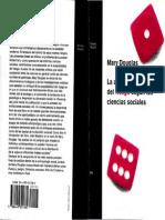 Douglas, Mary -La aceptabilidad del riesgo según las ciencias sociales.pdf