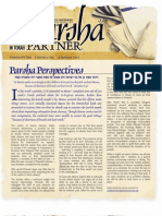 Parsha Perspectives Vaera 5770